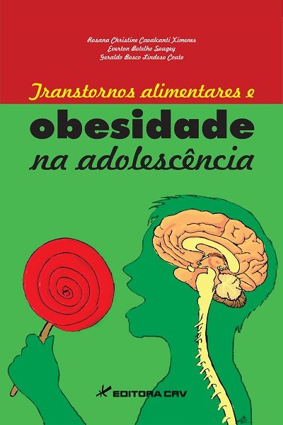 Capa do livro: TRANSTORNOS ALIMENTARES E OBESIDADE NA ADOLESCÊNCIA