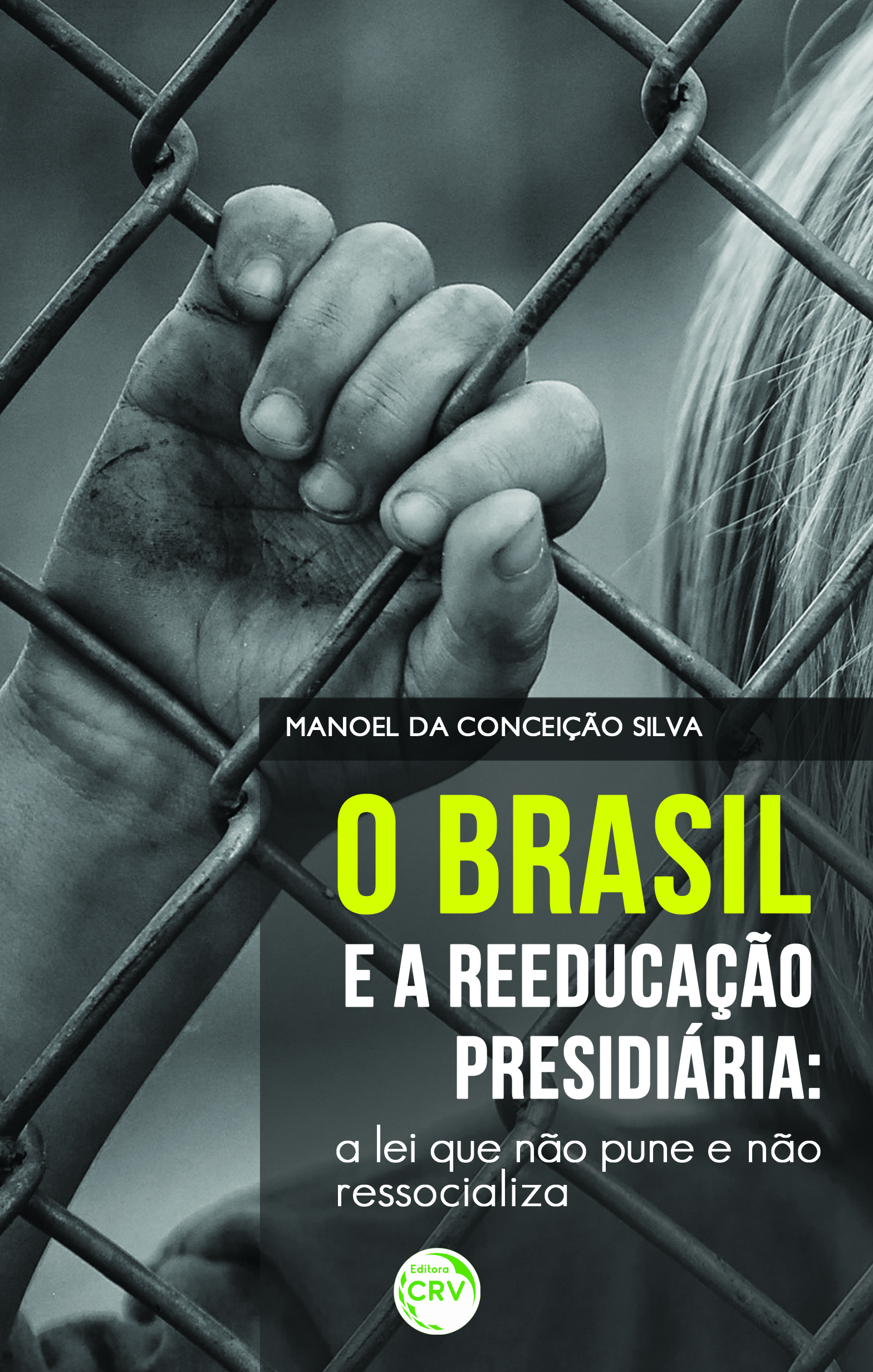 Capa do livro: O BRASIL E A REEDUCAÇÃO PRESIDIÁRIA:<br>a lei que não pune e não ressocializa