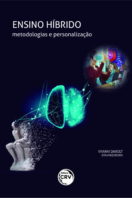 Capa do livro: ENSINO HÍBRIDO: <br>metodologias e personalização
