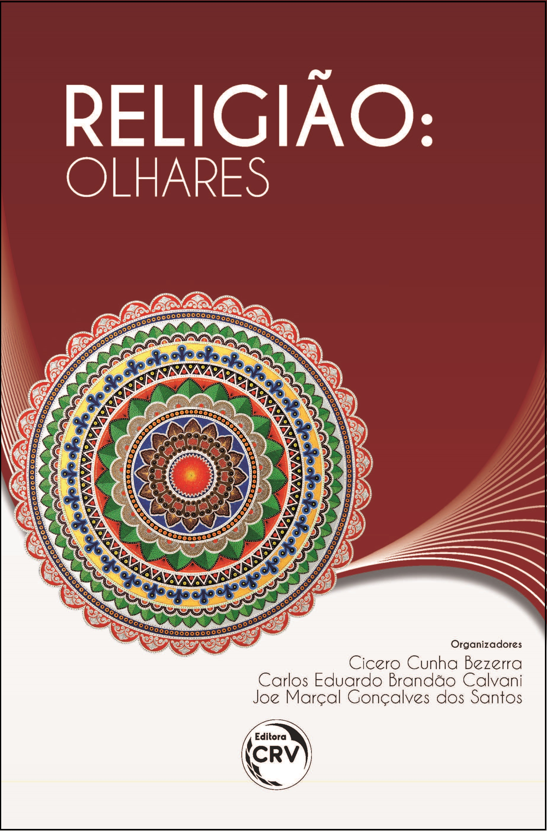 Capa do livro: RELIGIÃO:<br>olhares