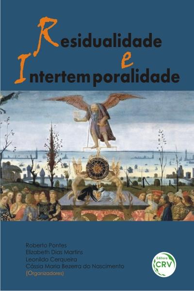 Capa do livro: Residualidade e intertemporalidade