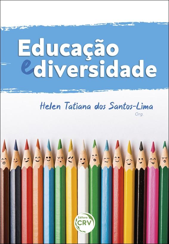 Capa do livro: EDUCAÇÃO E DIVERSIDADE