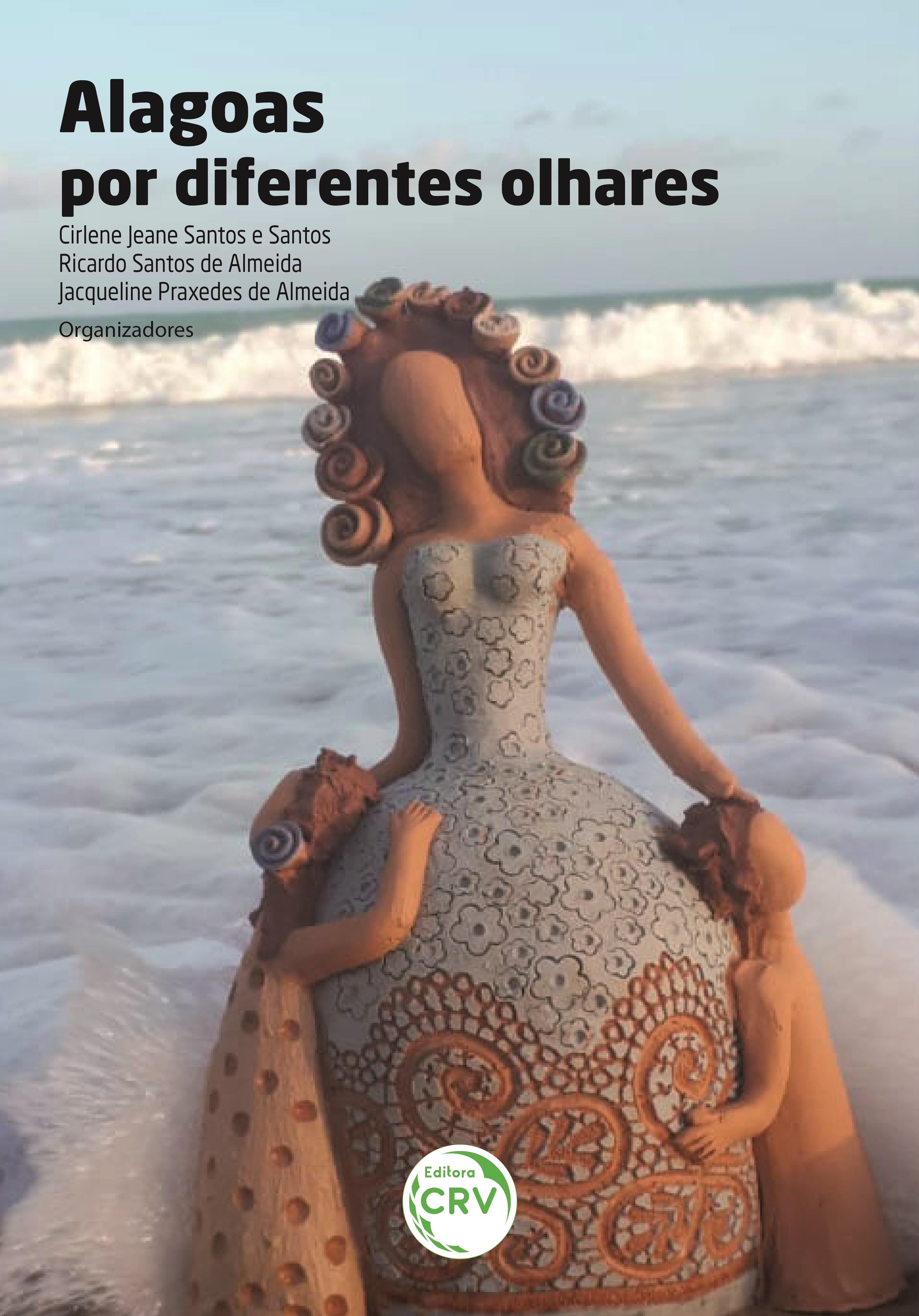 Capa do livro: ALAGOAS POR DIFERENTES OLHARES