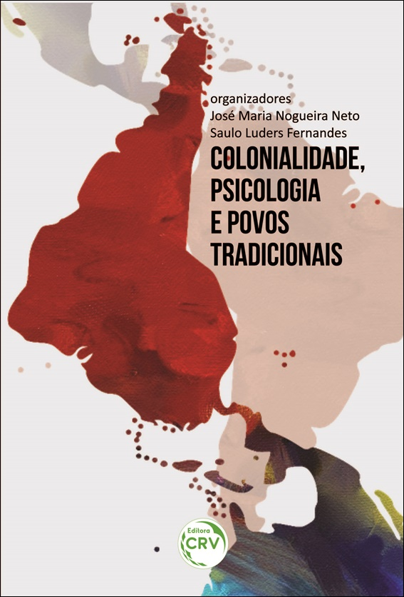Capa do livro: COLONIALIDADE, PSICOLOGIA E POVOS TRADICIONAIS