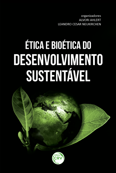 Capa do livro: ÉTICA E BIOÉTICA DO DESENVOLVIMENTO SUSTENTÁVEL