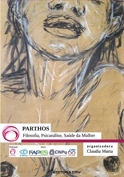 Capa do livro: PARTHOS FILOSOFIA, PSICANÁLISE, SAÚDE DA MULHER