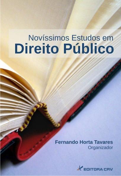 Capa do livro: NOVÍSSIMOS ESTUDOS DE DIREITO PÚBLICO: direito constitucional, direito internacional, direito penal e direito processual