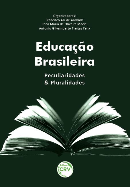 Capa do livro: EDUCAÇÃO BRASILEIRA:  <br>peculiaridades e pluralidades