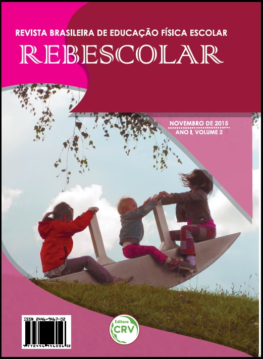 Capa do livro: REVISTA REBESCOLAR - ANO I - VOLUME II