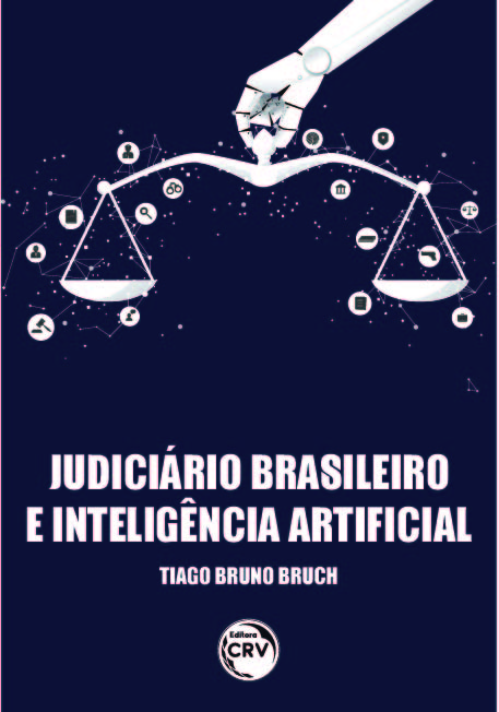 Capa do livro: JUDICIÁRIO BRASILEIRO E INTELIGÊNCIA ARTIFICIAL