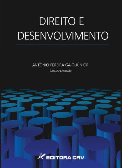 Capa do livro: DIREITO E DESENVOLVIMENTO