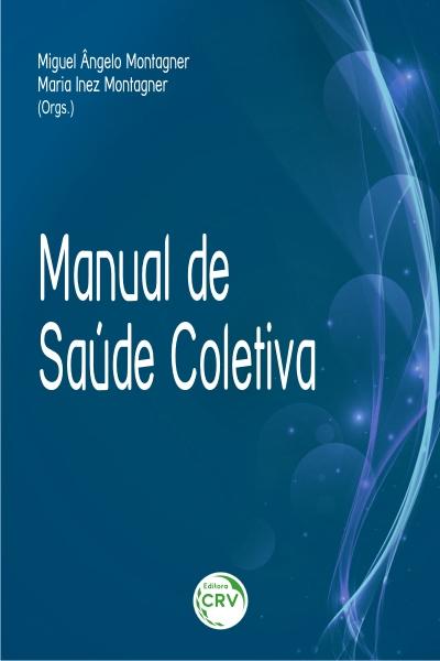 Capa do livro: MANUAL DE SAÚDE COLETIVA