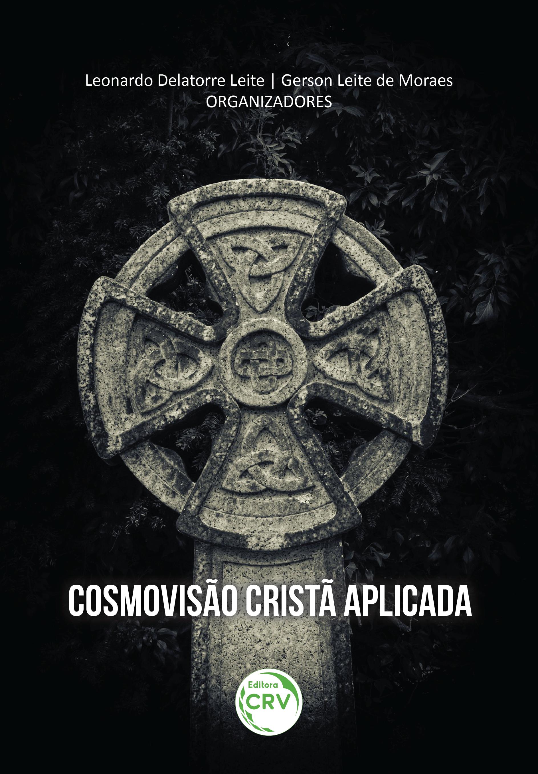 Capa do livro: COSMOVISÃO CRISTÃ APLICADA