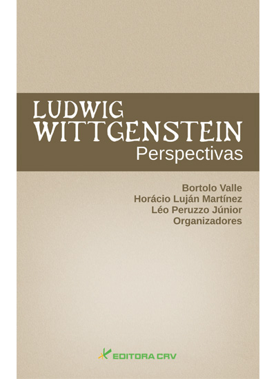 Capa do livro: LUDWIG WITTGENSTEIN <br>Perspectivas
