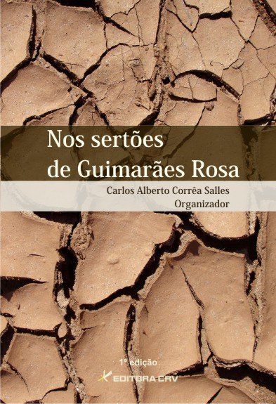Capa do livro: NOS SERTÕES DE GUIMARÃES ROSA