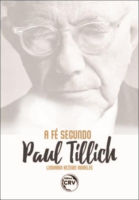 Capa do livro: A FÉ SEGUNDO PAUL TILLICH