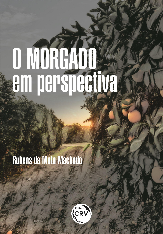 Capa do livro: O MORGADO EM PERSPECTIVA:<br> a política administrativa em torno das terras do antigo do Morgado de Marapicú (1772 – 1940)