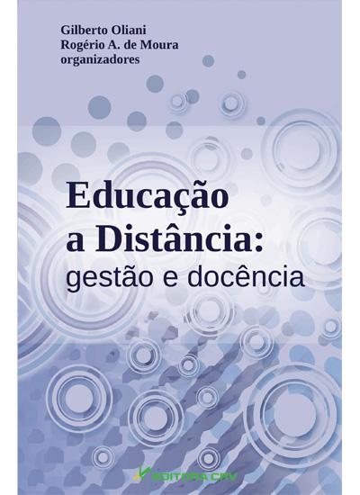 Capa do livro: EDUCAÇÃO A DISTÂNCIA:<br>gestão e docência