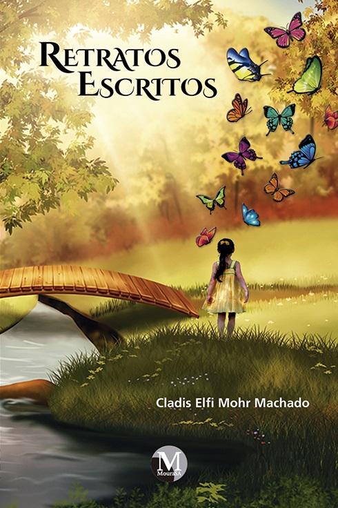 Capa do livro: RETRATOS ESCRITOS