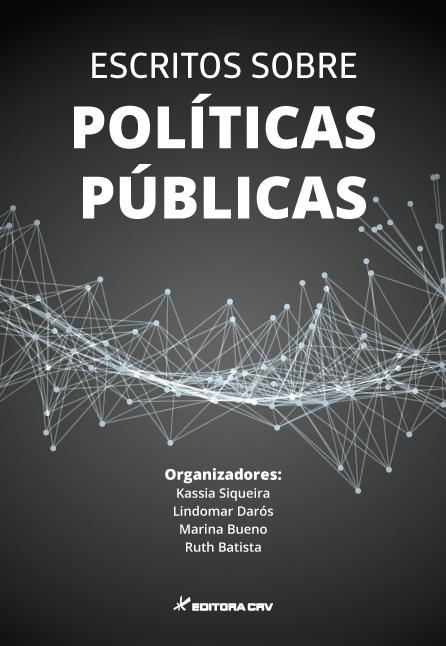 Capa do livro: ESCRITOS SOBRE POLÍTICAS PÚBLICAS