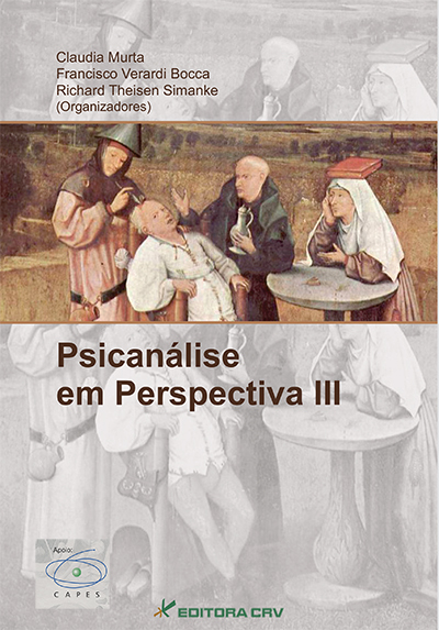 Capa do livro: PSICANÁLISE EM PERSPECTIVA III