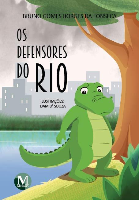 Capa do livro: OS DEFENSORES DO RIO