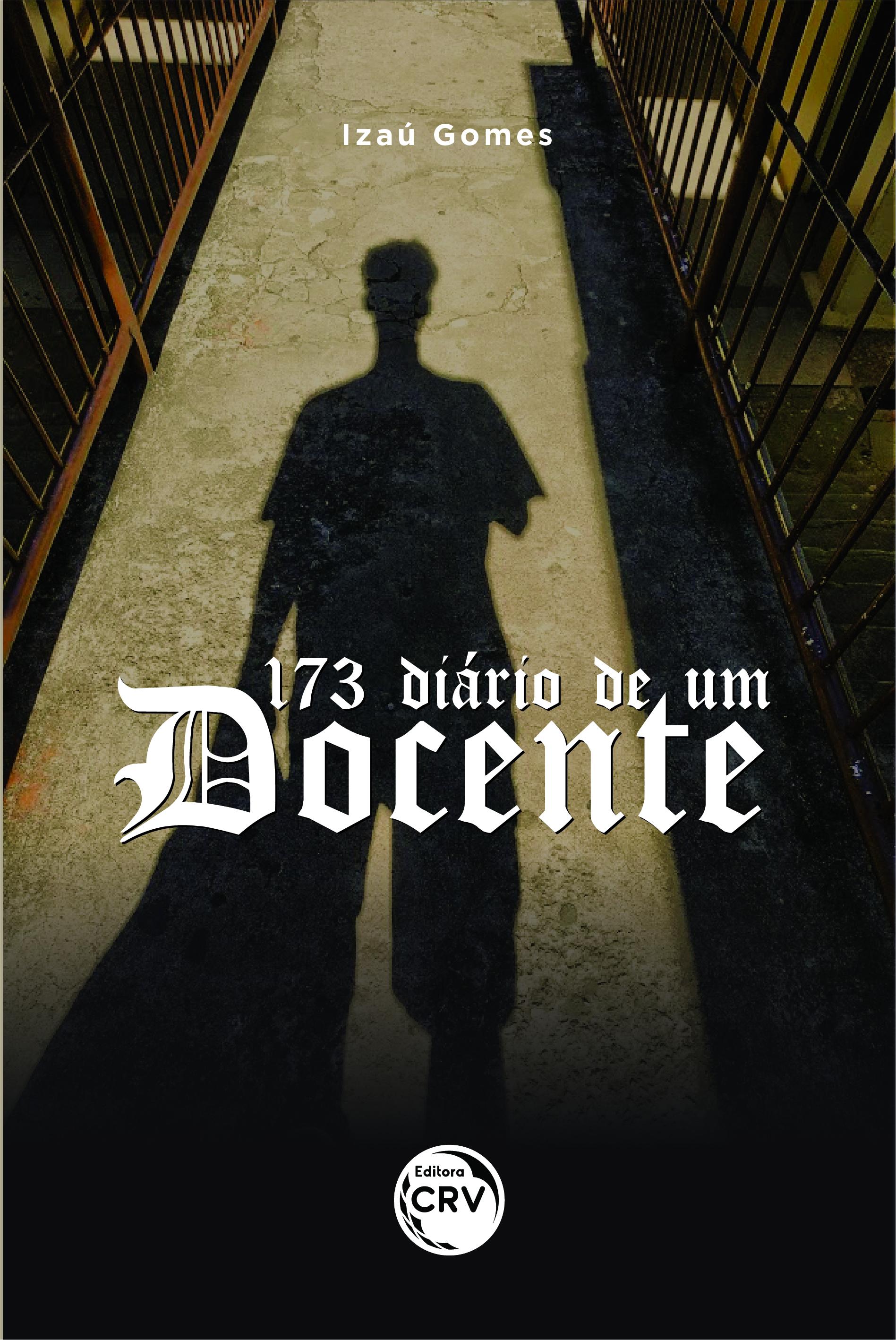 Capa do livro: 173 – DIÁRIO DE UM DOCENTE