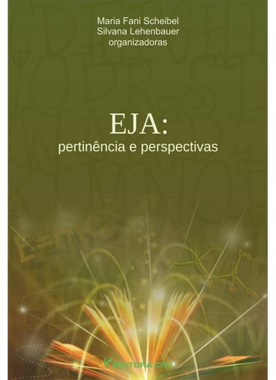 Capa do livro: EJA:<br>pertinência e perspectivas