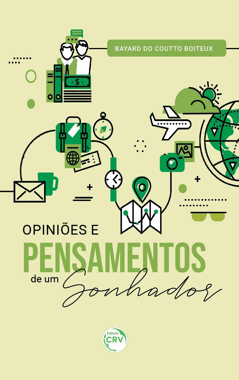Capa do livro: Opiniões e Pensamentos de um Sonhador