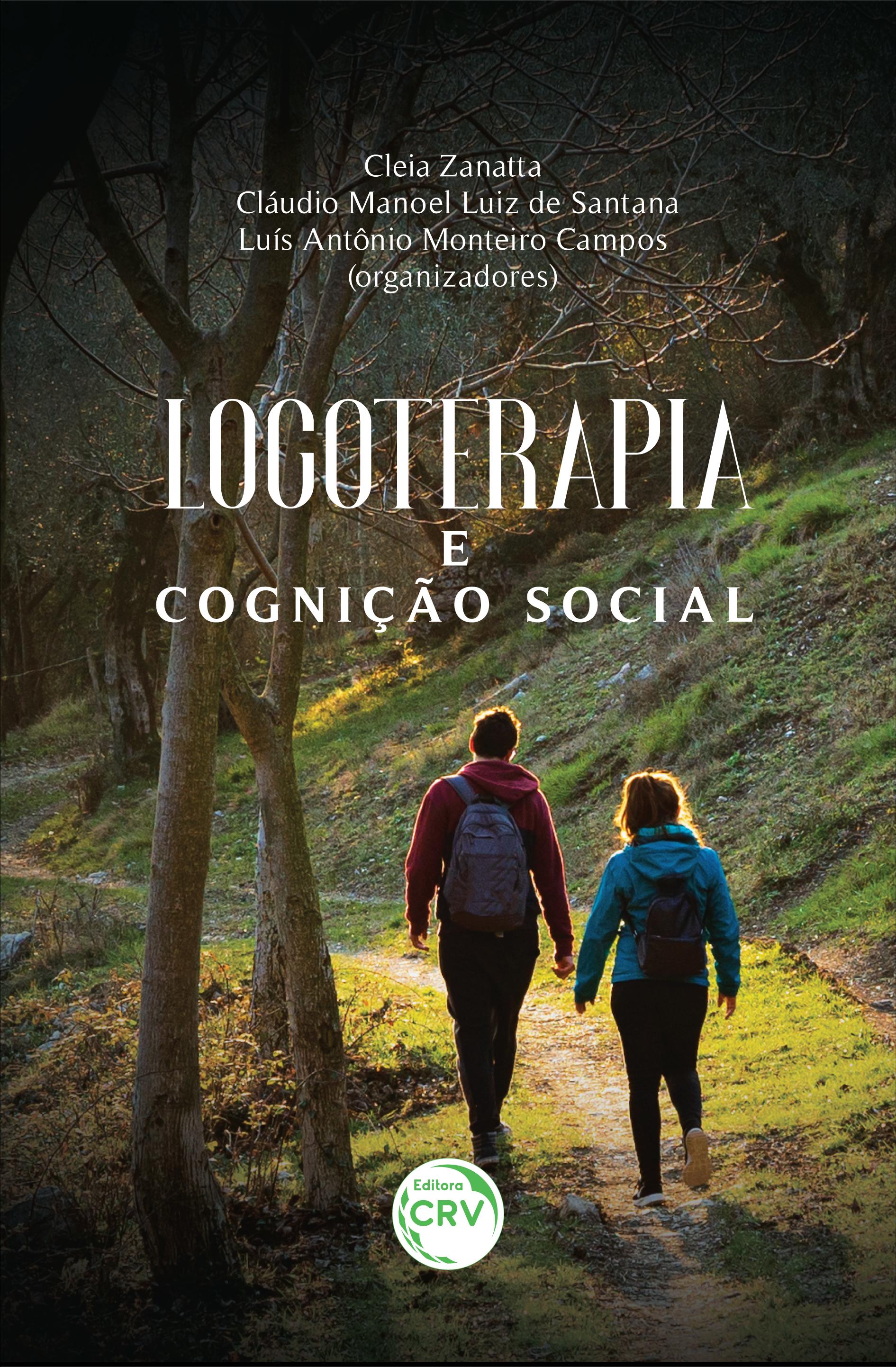 Capa do livro: LOGOTERAPIA E COGNIÇÃO SOCIAL
