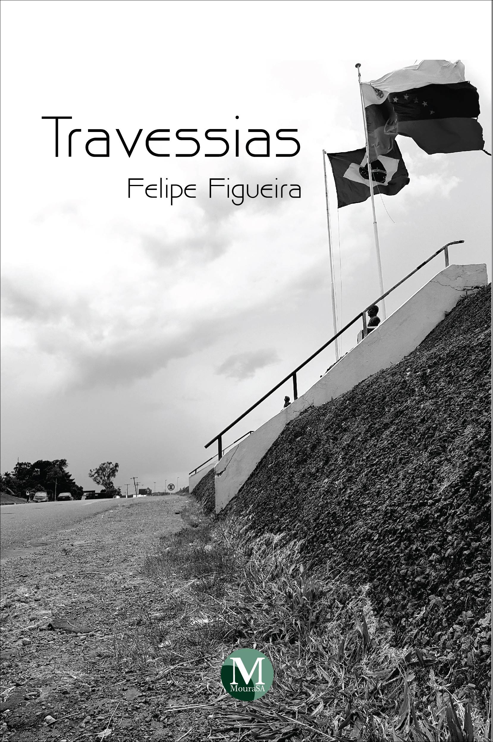 Capa do livro: TRAVESSIAS