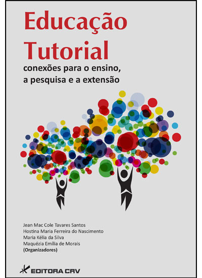 Capa do livro: EDUCAÇÃO TUTORIAL<br>conexões para o ensino, a pesquisa e a extensão