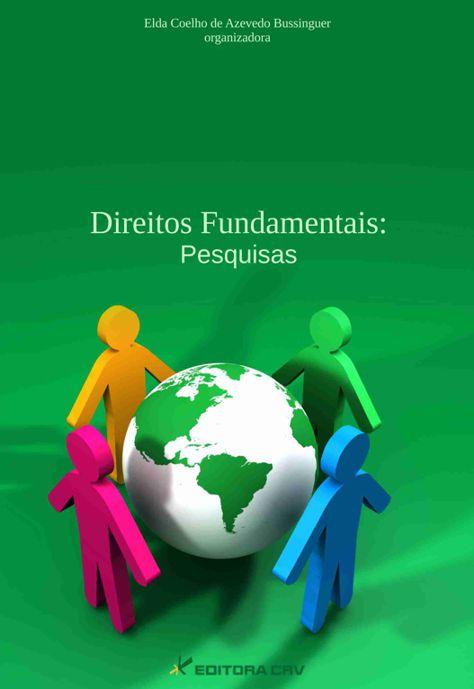 Capa do livro: DIREITOS FUNDAMENTAIS:<br>pesquisas