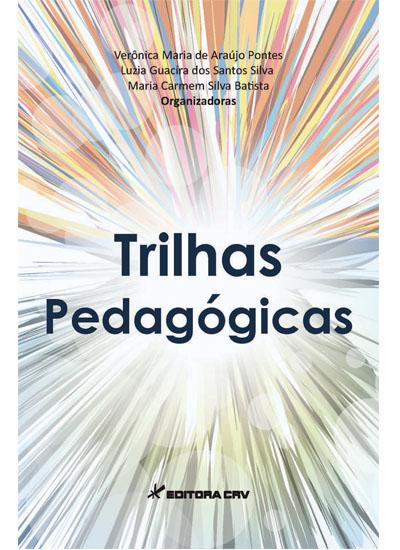 Capa do livro: TRILHAS PEDAGÓGICAS