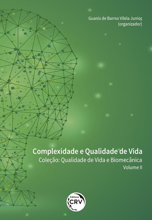 Capa do livro: COMPLEXIDADE E QUALIDADE DE VIDA