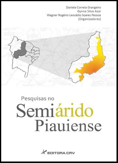 Capa do livro: PESQUISAS NO SEMIÁRIDO PIAUIENSE VOL. 2