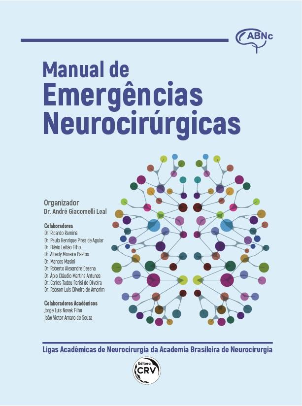 Capa do livro: MANUAL DE EMERGÊNCIAS NEUROCIRÚRGICAS