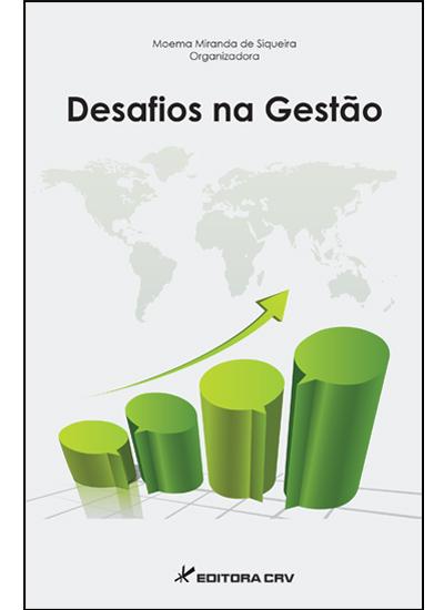 Capa do livro: DESAFIOS NA GESTÃO