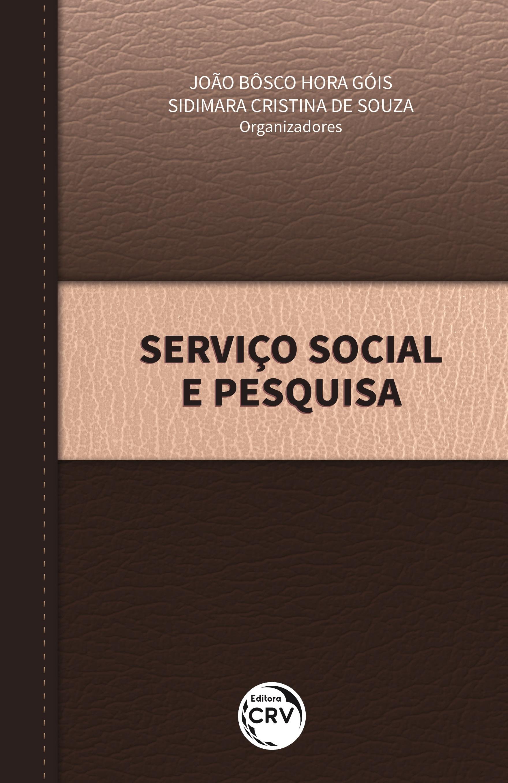 Capa do livro: SERVIÇO SOCIAL E PESQUISA