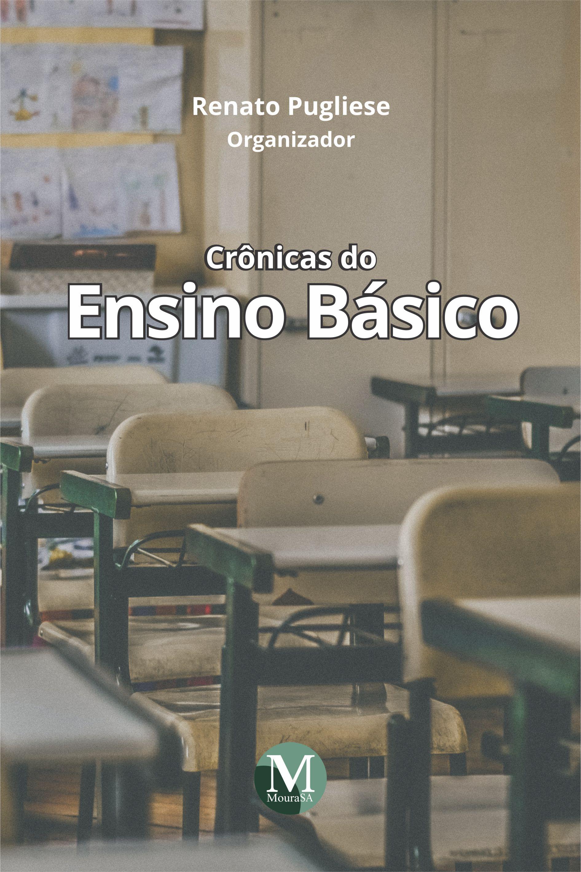 Capa do livro: CRÔNICAS DO ENSINO BÁSICO