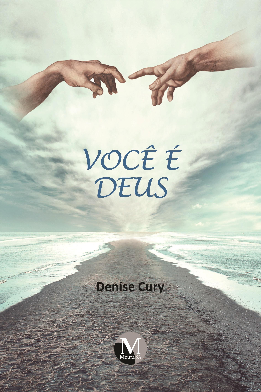 Capa do livro: VOCÊ É DEUS