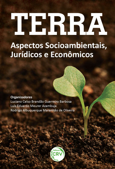 Capa do livro: TERRA:<br> Aspectos Socioambientais, Jurídicos e Econômicos