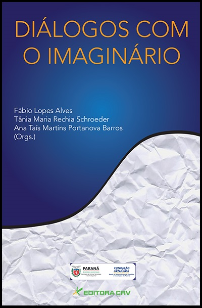 Capa do livro: DIÁLOGOS COM O IMAGINÁRIO