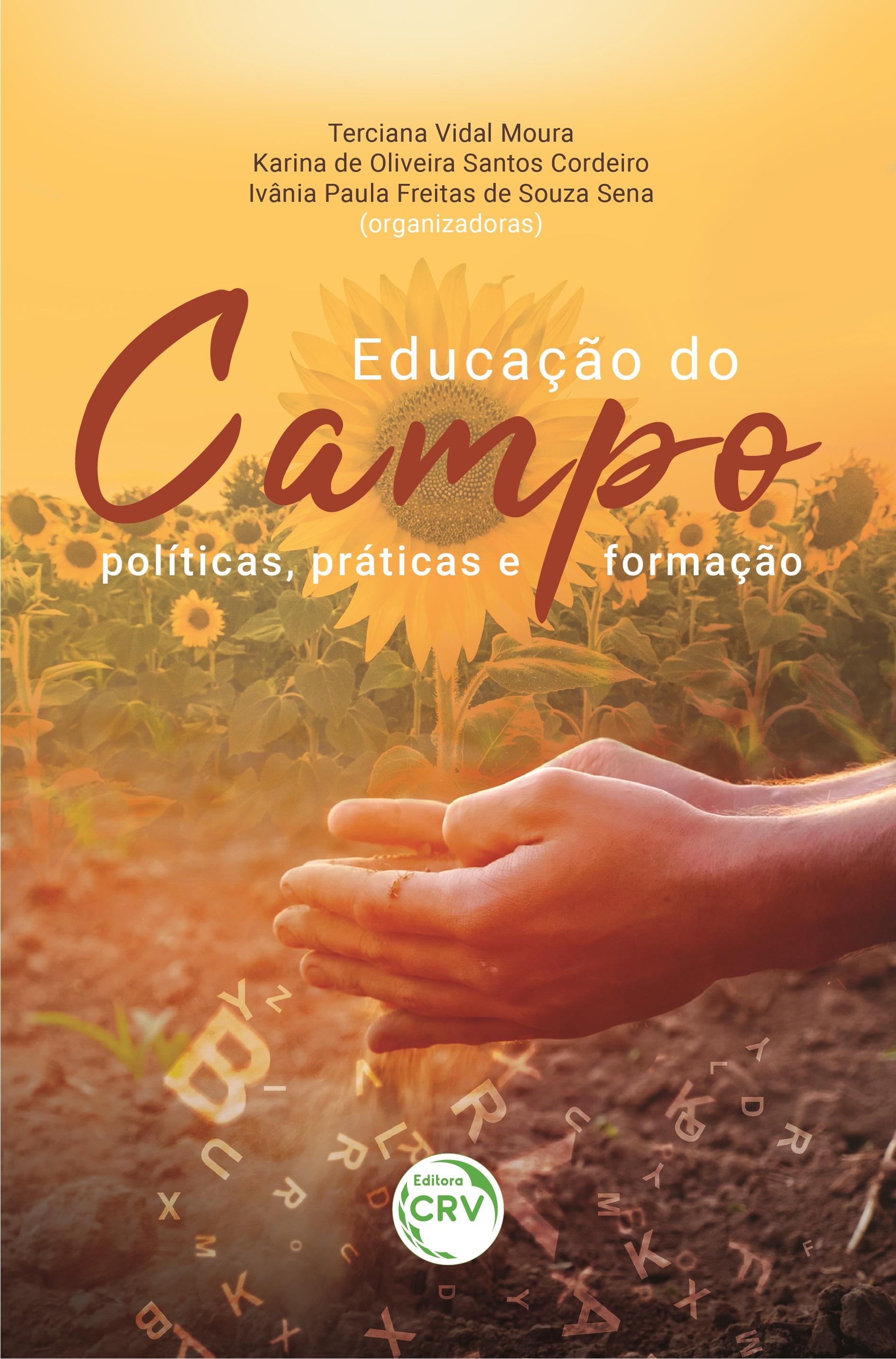 Capa do livro: EDUCAÇÃO DO CAMPO: <br>políticas, práticas e formação