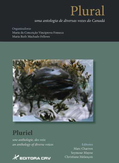 Capa do livro: PLURAL:<BR> uma antologia de diversas vozes do Canadá<BR>PLURIEL:<BR> une anthologie, des voix an anthology of diverse voices