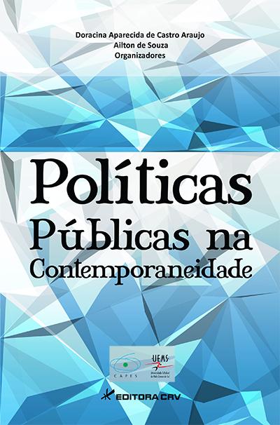 Capa do livro: POLÍTICAS PÚBLICAS NA CONTEMPORANEIDADE