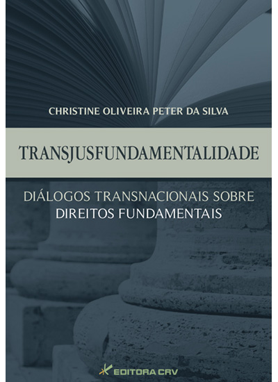 Capa do livro: TRANSJUSFUNDAMENTALIDADE: diálogos transnacionais sobre direitos fundamentais
