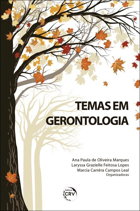 Capa do livro: TEMAS EM GERONTOLOGIA