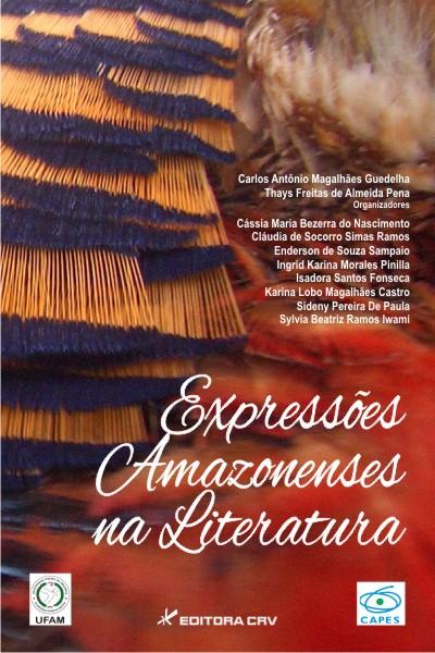 Capa do livro: EXPRESSÕES AMAZONENSES NA LITERATURA