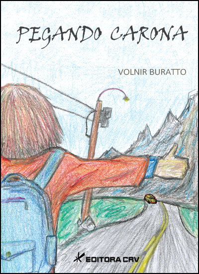 Capa do livro: PEGANDO CARONA